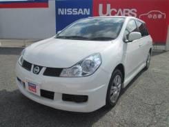 Nissan Wingroad. автомат, 4wd, 1.5 (109л.с.), бензин, 42 500тыс. км. Под заказ