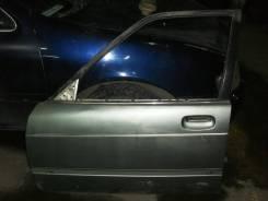 Дверь Toyota Carina #T17# 1989 лев. перед.