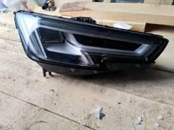 Фара правая LED Audi A4