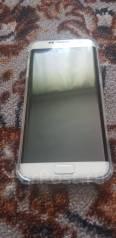 Samsung Galaxy S7 Edge. Новый, 32 Гб, Белый, 4G LTE