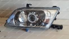Ангельские глазки ( линзы ) фары Nissan AD / Wingroad Y11