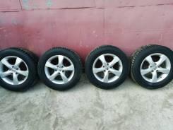 """Nissan. x16"""", 5x114.30, ET45"""