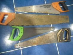 Ножовки по дереву.
