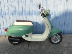 Honda Giorno. 49куб. см., исправен, без птс, без пробега. Под заказ