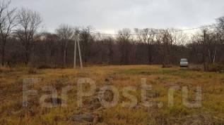 Земельный участок в Кипарисово (Надеждинский район). 2 870кв.м., собственность, электричество, вода. Фото участка