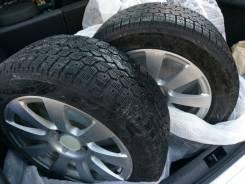 "Bridgestone/Yokohama R 16 (205/55), диски Mercedes. 7.0x16"" ET38 ЦО 74,0мм."