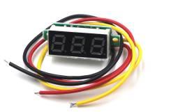Цифровой вольтметр 0,28'' 0-100v DC Itslab