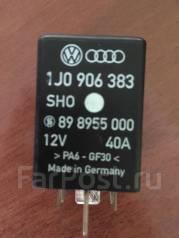 Блок управления топливным насосом. Volkswagen Golf, 1E7, 1J1, 1J5 Двигатели: AAM, ADZ, AEH, AFN, AFT, AGG, AGN, AGP, AGR, AGU, AGZ, AHF, AHU, AHW, AJM...
