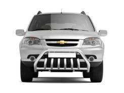 Защита двигателя. Chevrolet Niva, 21236 BAZ2123