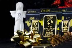 Заработай на инвестиционном золоте 999,9 пробы