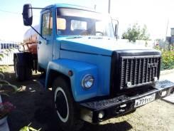 ГАЗ 53. Продам вакуумную машину на базе газ 53, 4 250куб. см.