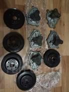 Шкив помпы. Subaru: Forester, Legacy, Impreza, XV, Exiga, BRZ Двигатели: FB20, FB16, FB25