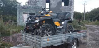 BRP Can-Am Outlander 800 X MR. исправен, есть птс, с пробегом