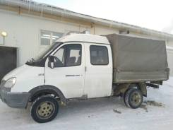 ГАЗ 330273. Продается грузовик газель фермер 330273, 2 890куб. см., 1 500кг., 4x4