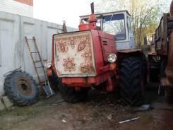 Спецстроймаш. Продается колесный трактор Т-150 К и к нему полуприцеп ОЗТП 9554