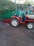 Hinomoto C174. Мини трактор, 17 л.с.