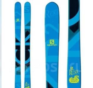 271e65db398c Горные лыжи Salomon Rocker2 комплект. 178,00 см., горные лыжи, универсальные