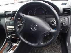 Панель приборов. Mercedes-Benz C-Class, W202