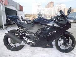 Kawasaki Ninja 250R. 250куб. см., исправен, птс, без пробега