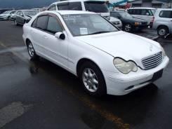 Лонжерон. Mercedes-Benz C-Class, W203