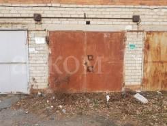 Гаражи капитальные. улица Сабанеева 24, р-н Баляева, 17кв.м., электричество, подвал. Вид снаружи
