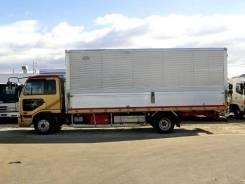 Nissan Diesel Condor. Nissan Condor фургон, 5 000кг., 4x2. Под заказ