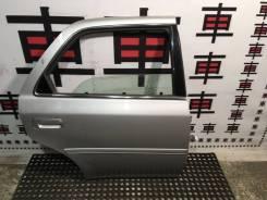 Дверь задняя правая Toyota Cresta X100 цвет 1C0