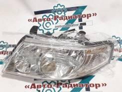 Фара Nissan Almera Classic 07-12 EURO левая