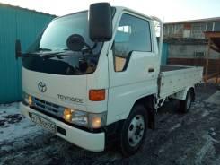 Toyota ToyoAce. ,1999г., дизель 3В, борт, в Спасске-Дальнем,, 3 431куб. см., 2 000кг., 6x2
