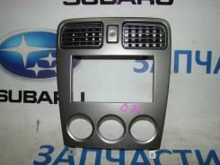 Консоль панели приборов. Subaru Forester, SG, SG5, SG6, SG69, SG9, SG9L