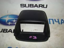 Консоль панели приборов. Subaru Forester, SG5, SG9, SG9L Двигатели: EJ203, EJ205, EJ255