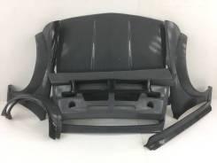 Обвес кузова аэродинамический. Nissan Silvia, S14 Nissan 200SX, S14
