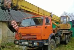 Ивановец КС-45717-1. Автокран Ивановец КС-45717, 25 000кг.