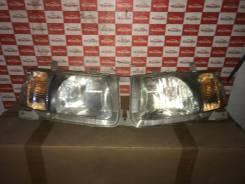 Фары Toyota Succeed / Probox (NCP 55V 04')