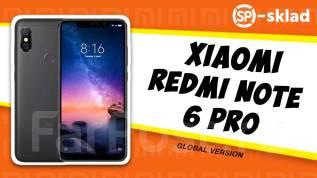 Xiaomi Redmi Note 6 Pro. Новый, 64 Гб, 3G, 4G LTE, Dual-SIM