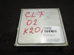 Блок управления ДВС HONDA ACCORD CL9 K20A 2002 37820-RBA-J51 CY-EH2293A