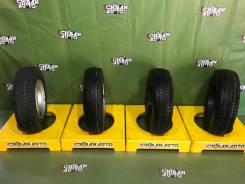 Dunlop SP LT 01. Зимние, без шипов, 2008 год, без износа, 4 шт