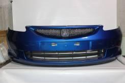 Бампер. Honda Jazz, GD1 Honda Fit, GD, GD1, GD2, GD3, GD4 Двигатели: L13A, L15A, L13A1, L13A2, L13A5, L13A6, L15A1, L15A7