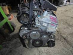 Двигатель в сборе. Toyota Vitz, SCP90 Двигатель 2SZFE