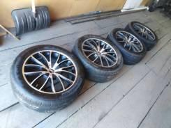"""Комплект колес R20 на Lexus RX. 8.5x20"""" 5x112.00, 5x114.30 ET35 ЦО 74,0мм."""