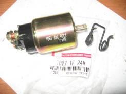 Втягивающее реле стартера NISSAN TD27, 24V