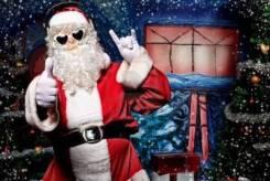 Видеопоздравление от Деда Мороза и Снегурочки 500р