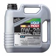 Liqui Moly. 0W-20, синтетическое, 4,00л.