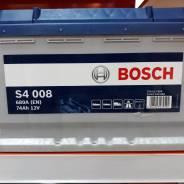 Bosch. 74А.ч., Обратная (левое), производство Европа
