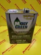 MolyGreen. Вязкость 10W-30, минеральное