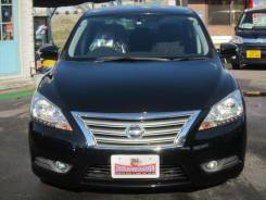Nissan Sylphy. вариатор, передний, 1.8 (131л.с.), бензин, 58 000тыс. км, б/п. Под заказ