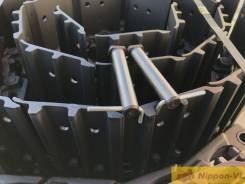 Гусеницы стальны Takeuchi TB145 / TB153 / TB240 / TB250 / TB260
