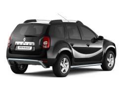 Накладка на порог. Renault Duster, HSA, HSM Двигатели: F4R, K4M, K9K