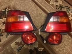 Стоп-сигнал. Toyota Aristo, JZS160, JZS161 Lexus GS300, JZS160, UZS160 Двигатели: 2JZGE, 2JZGTE