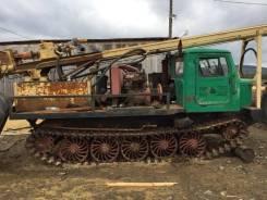 АТЗ ТТ-4. Трактор гусеничный тт 4 буровая установка убср-25